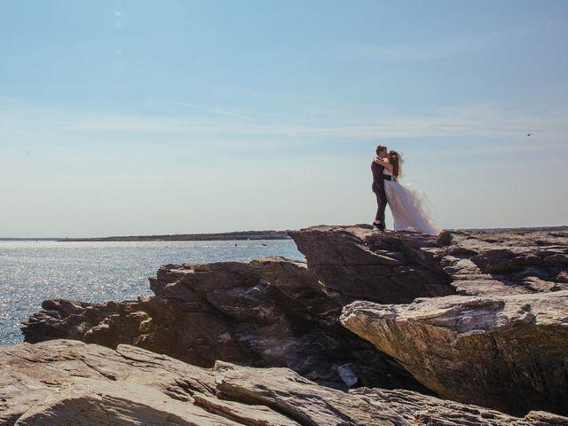 Claes and Ines's Wedding in Newport, Rhode Island 175