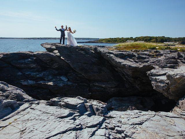 Claes and Ines's Wedding in Newport, Rhode Island 181