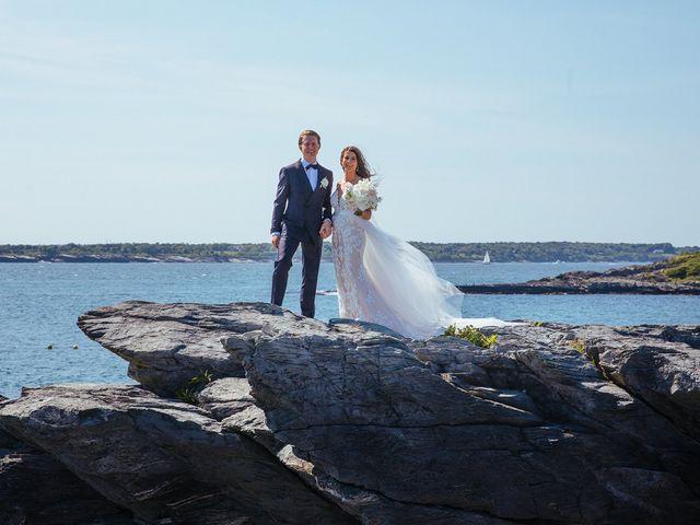 Claes and Ines's Wedding in Newport, Rhode Island 182