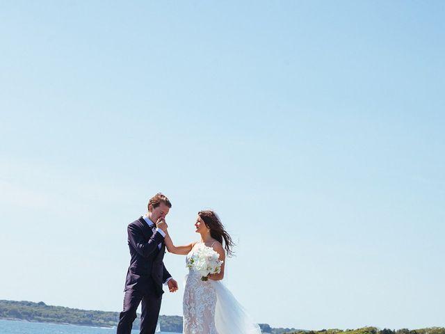 Claes and Ines's Wedding in Newport, Rhode Island 183