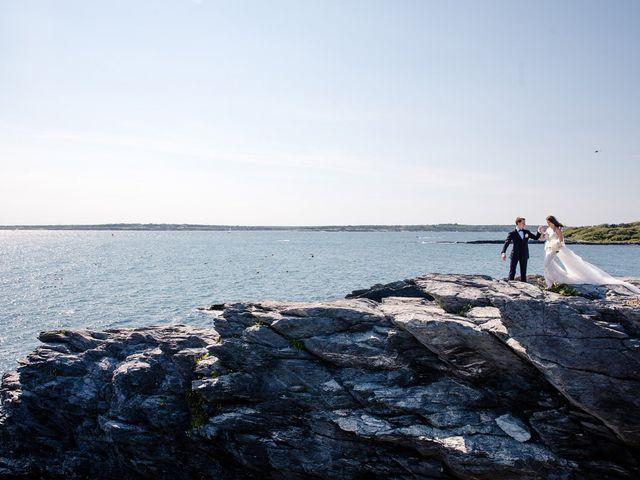 Claes and Ines's Wedding in Newport, Rhode Island 187