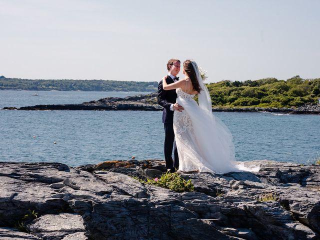 Claes and Ines's Wedding in Newport, Rhode Island 190