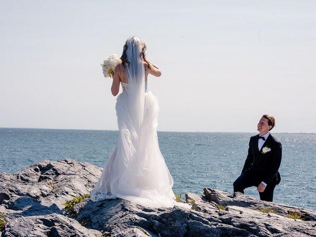 Claes and Ines's Wedding in Newport, Rhode Island 191