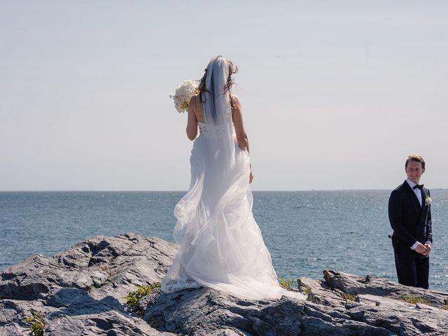 Claes and Ines's Wedding in Newport, Rhode Island 192