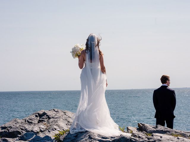 Claes and Ines's Wedding in Newport, Rhode Island 193