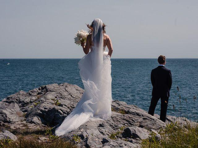 Claes and Ines's Wedding in Newport, Rhode Island 196