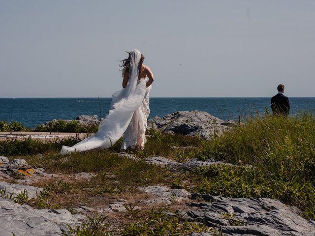 Claes and Ines's Wedding in Newport, Rhode Island 198