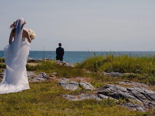 Claes and Ines's Wedding in Newport, Rhode Island 200