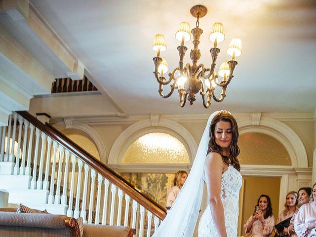 Claes and Ines's Wedding in Newport, Rhode Island 208