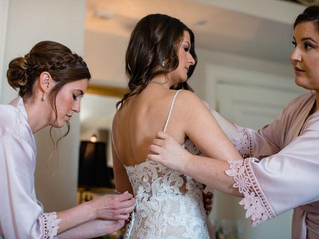 Claes and Ines's Wedding in Newport, Rhode Island 218