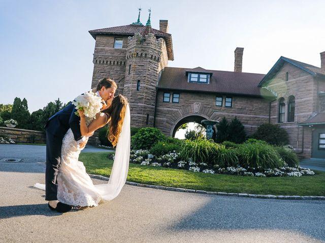Claes and Ines's Wedding in Newport, Rhode Island 248
