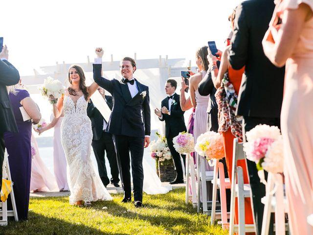Claes and Ines's Wedding in Newport, Rhode Island 249