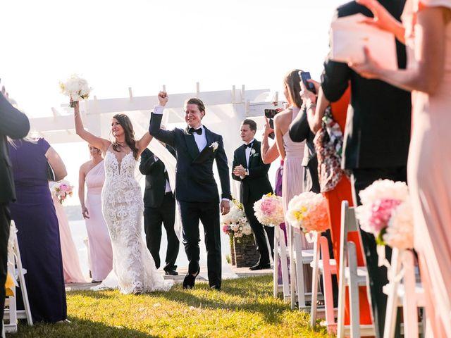 Claes and Ines's Wedding in Newport, Rhode Island 250