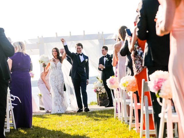 Claes and Ines's Wedding in Newport, Rhode Island 251