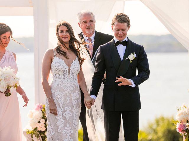 Claes and Ines's Wedding in Newport, Rhode Island 252