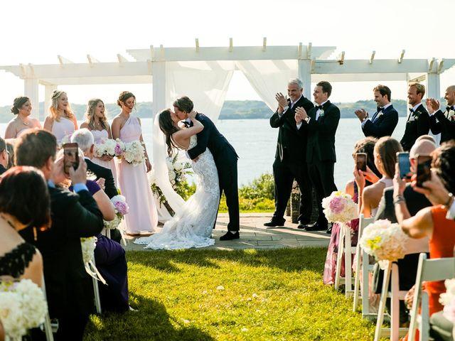 Claes and Ines's Wedding in Newport, Rhode Island 253