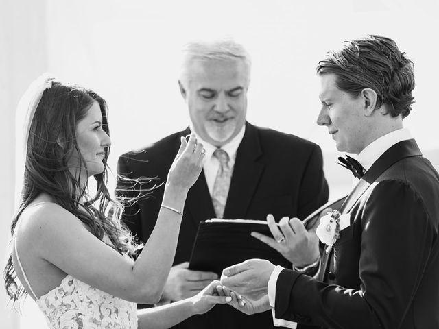 Claes and Ines's Wedding in Newport, Rhode Island 256