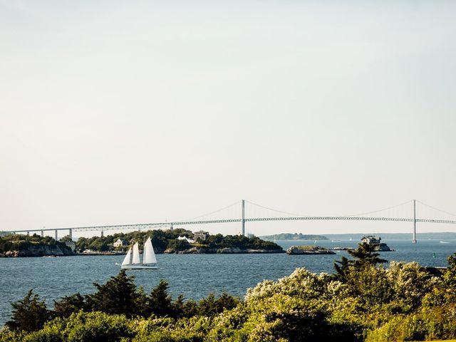 Claes and Ines's Wedding in Newport, Rhode Island 258