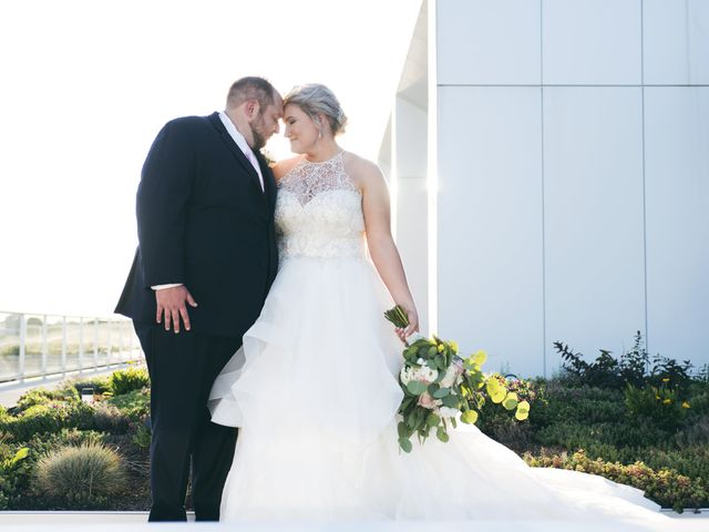 The wedding of Hannah and Tyler