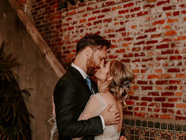 Ben and Caitlin's Wedding in Winter Park, Florida 6