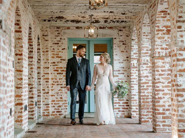 Ben and Caitlin's Wedding in Winter Park, Florida 11
