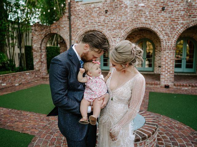 Ben and Caitlin's Wedding in Winter Park, Florida 12