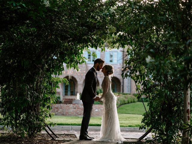 Ben and Caitlin's Wedding in Winter Park, Florida 13
