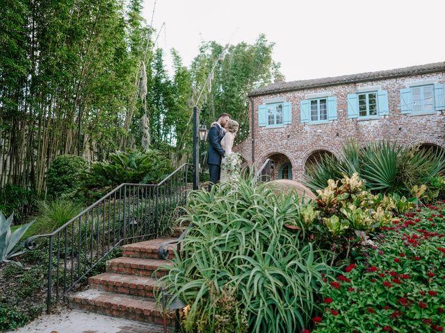 Ben and Caitlin's Wedding in Winter Park, Florida 14