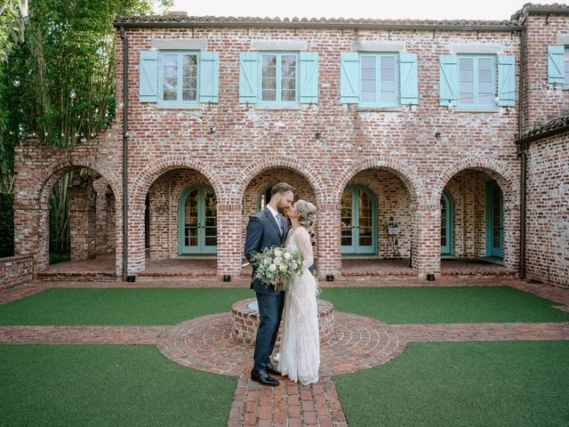 Ben and Caitlin's Wedding in Winter Park, Florida 15