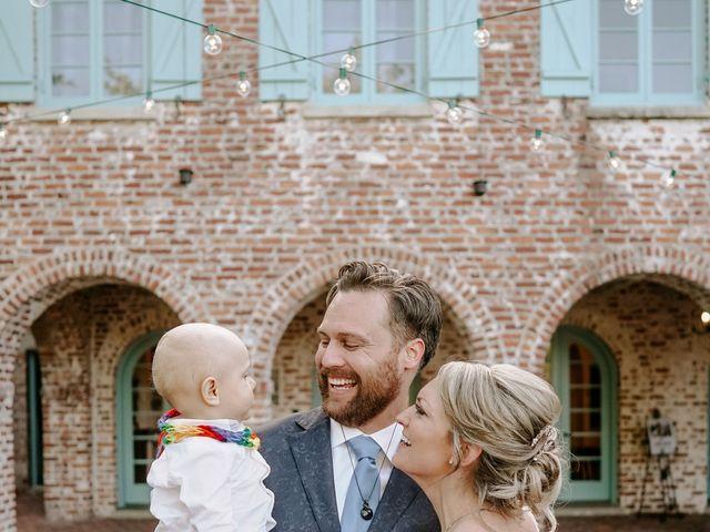 Ben and Caitlin's Wedding in Winter Park, Florida 16