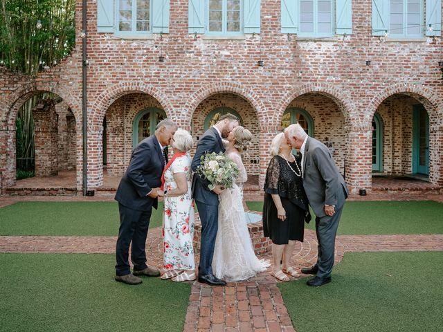 Ben and Caitlin's Wedding in Winter Park, Florida 17