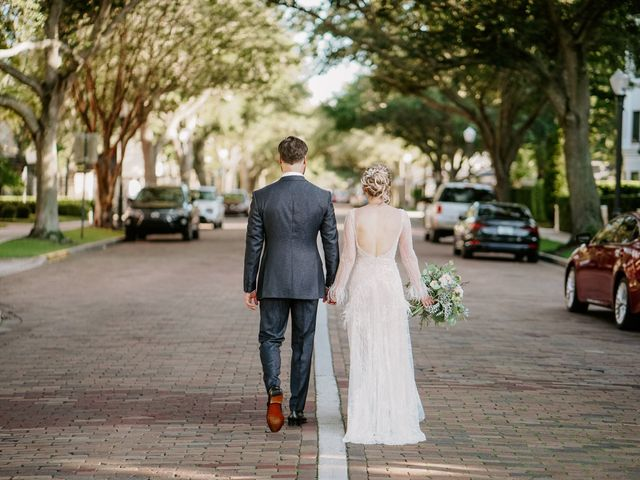 Ben and Caitlin's Wedding in Winter Park, Florida 18