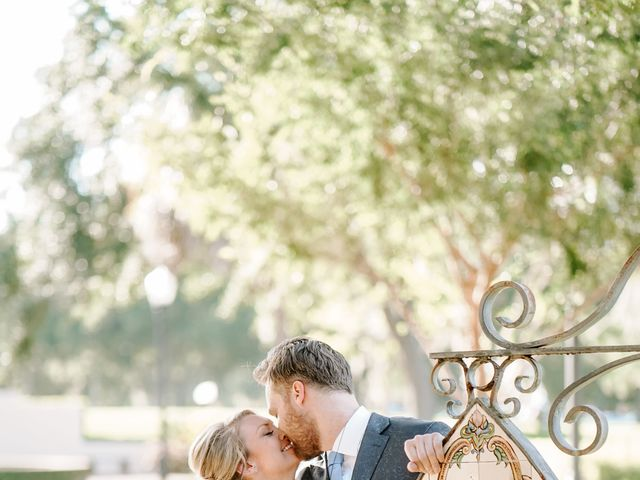 Ben and Caitlin's Wedding in Winter Park, Florida 19