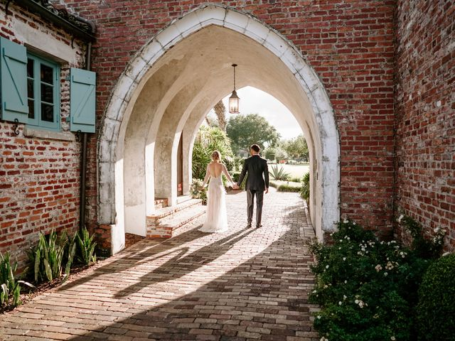 Ben and Caitlin's Wedding in Winter Park, Florida 21