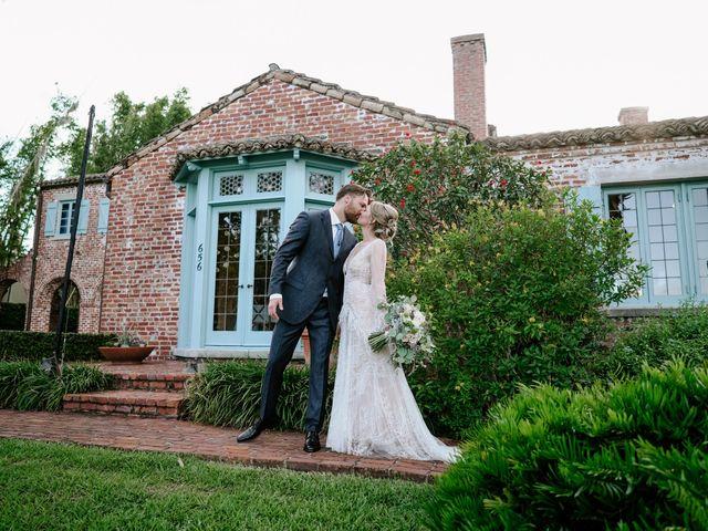 Ben and Caitlin's Wedding in Winter Park, Florida 23
