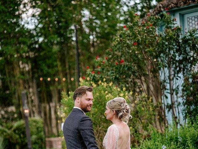 Ben and Caitlin's Wedding in Winter Park, Florida 26