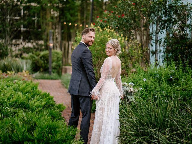 Ben and Caitlin's Wedding in Winter Park, Florida 27