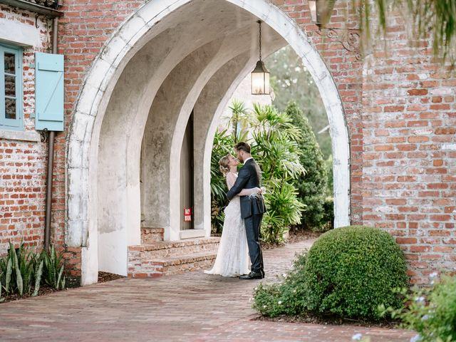 Ben and Caitlin's Wedding in Winter Park, Florida 29