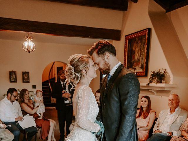 Ben and Caitlin's Wedding in Winter Park, Florida 32