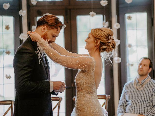 Ben and Caitlin's Wedding in Winter Park, Florida 43