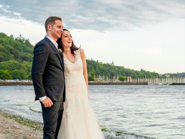 The wedding of Kevin and Erin