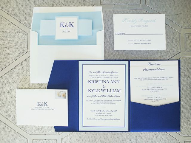 Krissie and Kyle's Wedding in Farmingdale, New Jersey 1