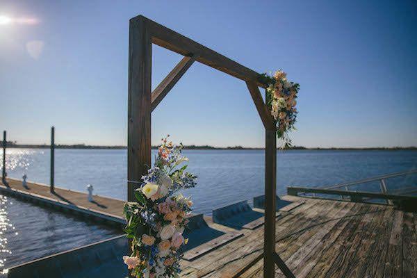 Mary and Ben's Wedding in Wilmington, North Carolina 4