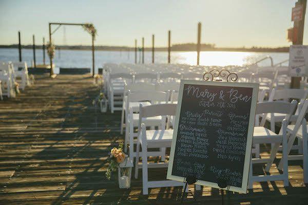 Mary and Ben's Wedding in Wilmington, North Carolina 5