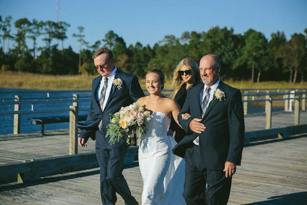 Mary and Ben's Wedding in Wilmington, North Carolina 6