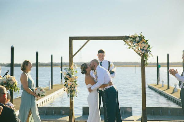 Mary and Ben's Wedding in Wilmington, North Carolina 9