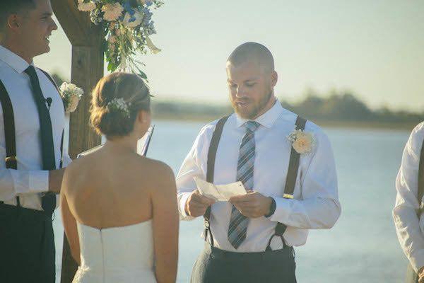 Mary and Ben's Wedding in Wilmington, North Carolina 8