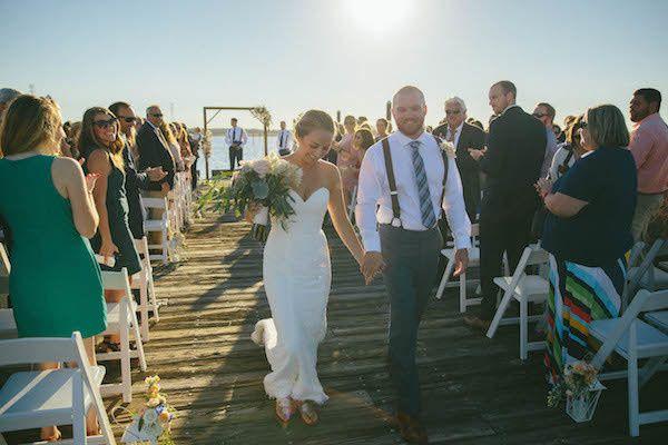 Mary and Ben's Wedding in Wilmington, North Carolina 10