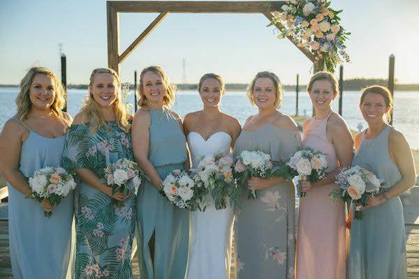 Mary and Ben's Wedding in Wilmington, North Carolina 11