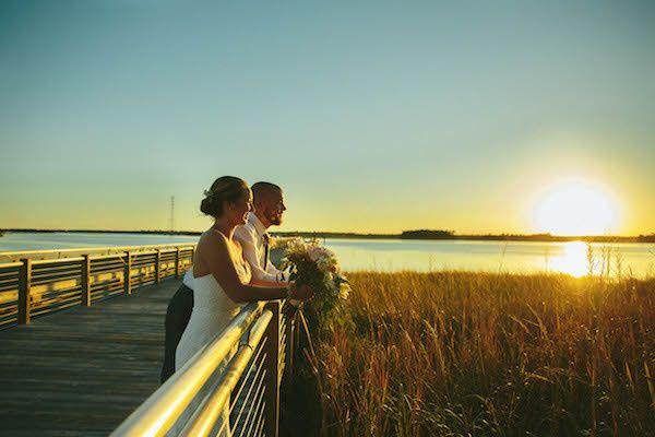 Mary and Ben's Wedding in Wilmington, North Carolina 13